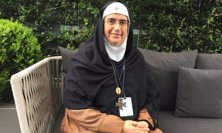 A New Power Broker in the Syrian Conflict: A Nun