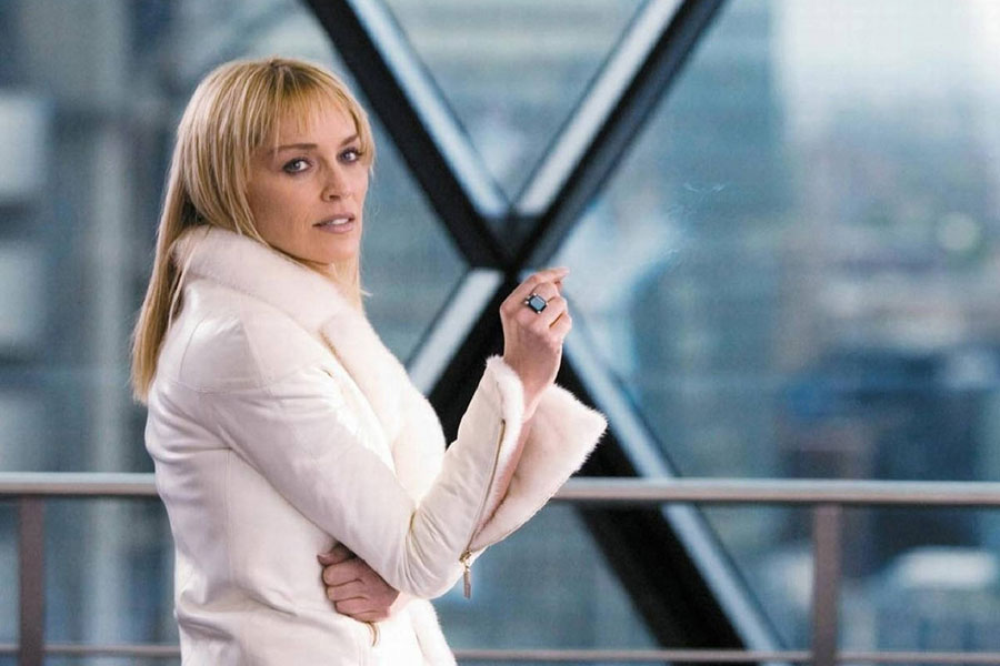 Sharon Stone: Change Is Not Loss, It's Gain