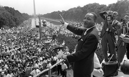Martin Luther King: During Tough Times Your Response Can be Awesome