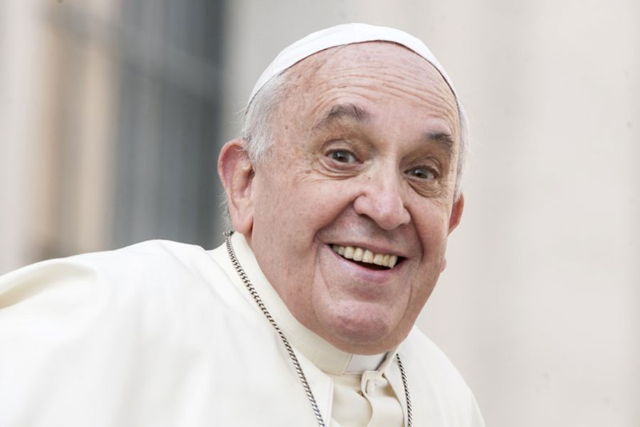 Davos Message from Pope: Don't Forget the Poor at Dawn of Fourth Industrial Revolution
