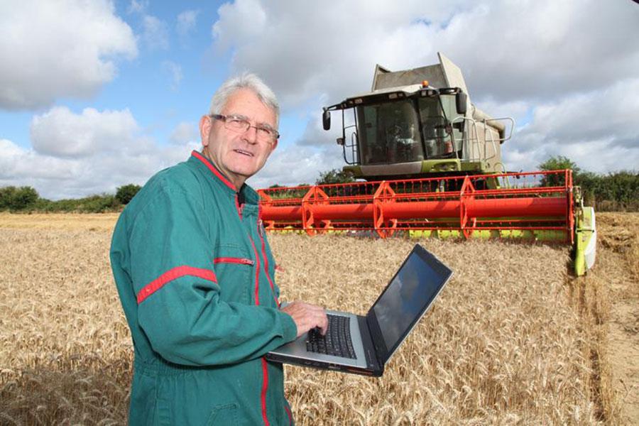 Modern Farming: Technology Helps Keep Food on the Table