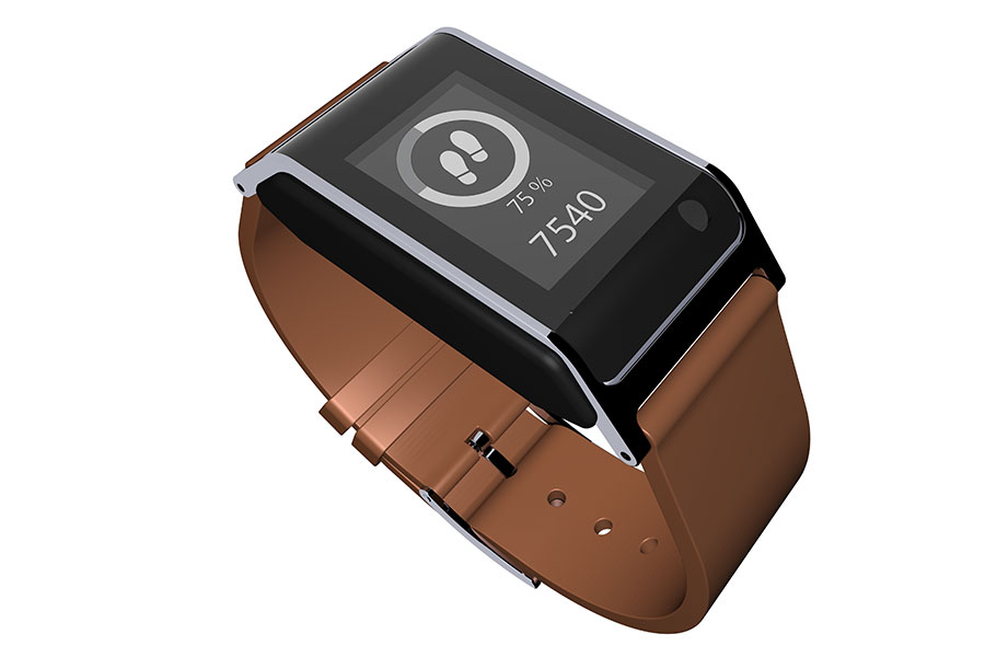 The Smartwatch That Protects you From Environmental Threats