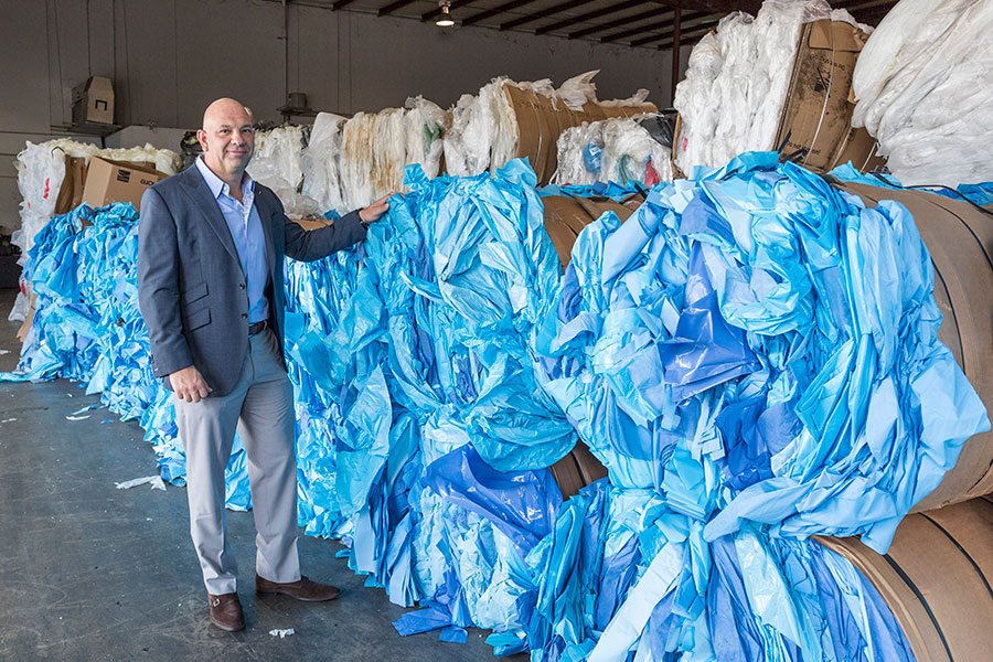 Avangard Innovative is Monetizing Recyclables