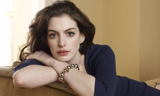 Anne Hathaway Announced as UN Goodwill Ambassador