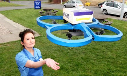 Having A Heart Attack? There's A Drone For That