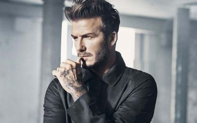 David Beckham: Work Hard and Have a Passion for What you do