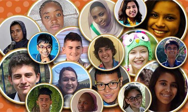 International Children's Peace Prize 2016 Finalists