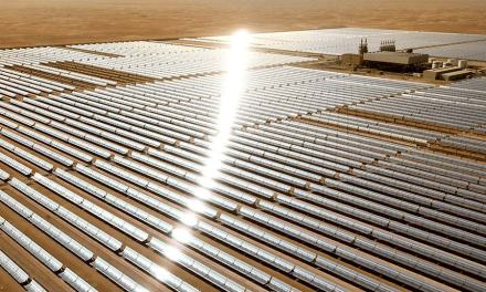 India's Solar Farm Overtakes California's as World's Largest