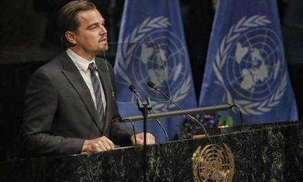 DiCaprio: Climate Action is Biggest Economic Opportunity for US