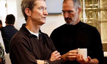 The Day I Introduced Tim Cook to Steve Jobs