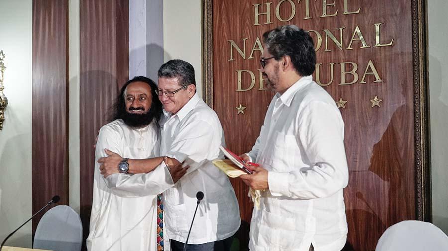 3 Lessons From Sri Sri Ravi Shankar on Building Peace