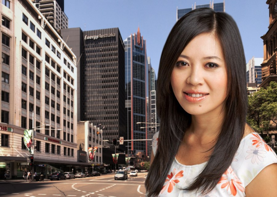 Tan Le: Co-founder of Emotiv