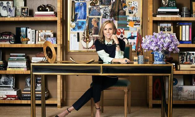 How Tory Burch Fearlessly Pursued Her Dreams