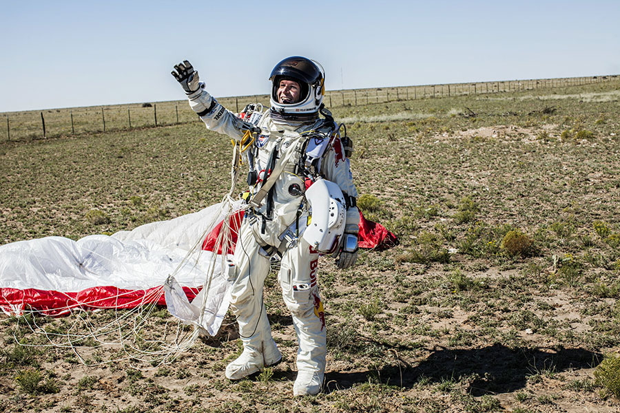 The Man Who Fell From Space: Five Years on