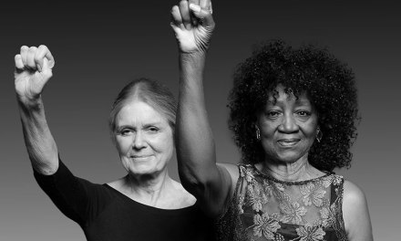 Famous Activist Portrait Re-enacted 45 Years Later