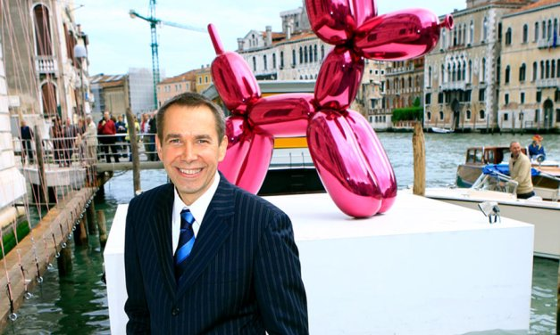 Jeff Koons Partners With Kiehl's For Missing & Exploited Children