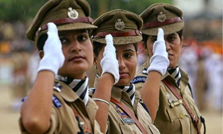 All-female Police Motorbike Squad Fights Gender Crimes in Delhi