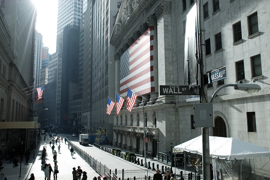Could Wall Street Finally Become Conscious?