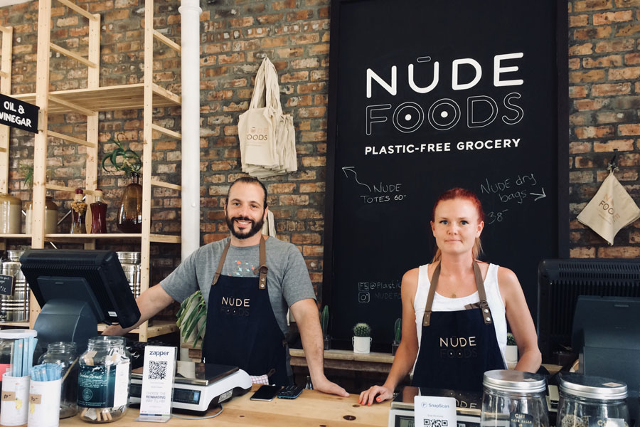 Nude Foods: Cape Town's First Plastic-Free Grocery Store