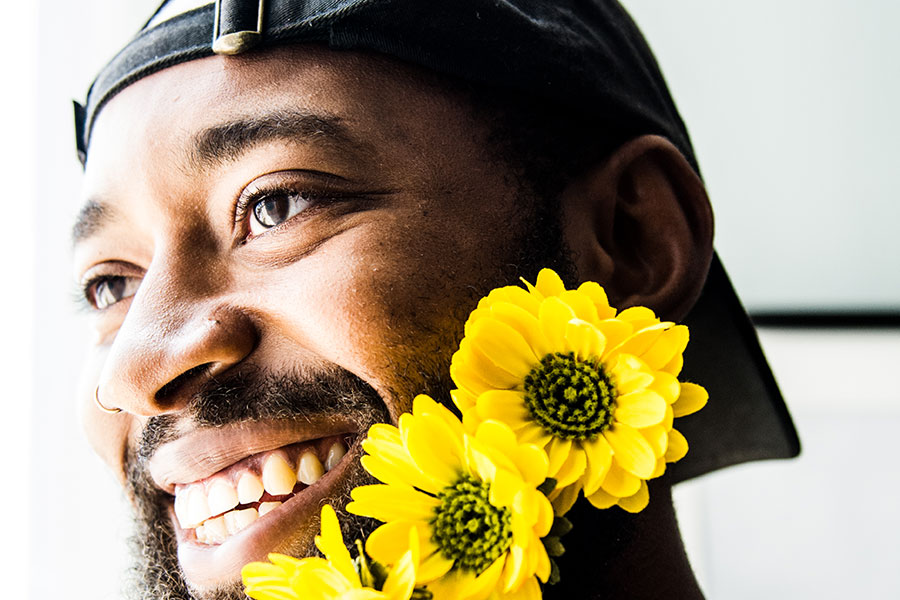 Flower Power Helps Heal The Violence in Baltimore