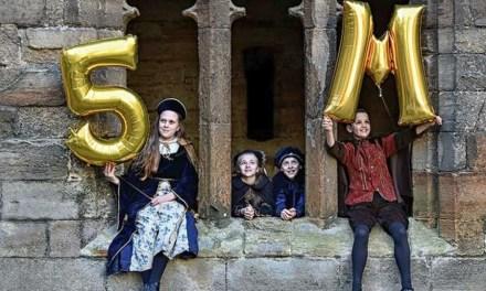 Scottish Heritage Attracts Millions