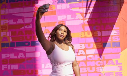 Serena Williams: Financial Abuse is Domestic Violence Too