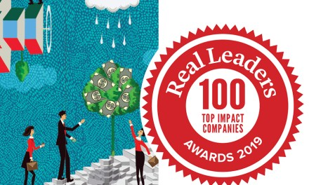 The Real Leaders 100 Top Impact Companies 2019