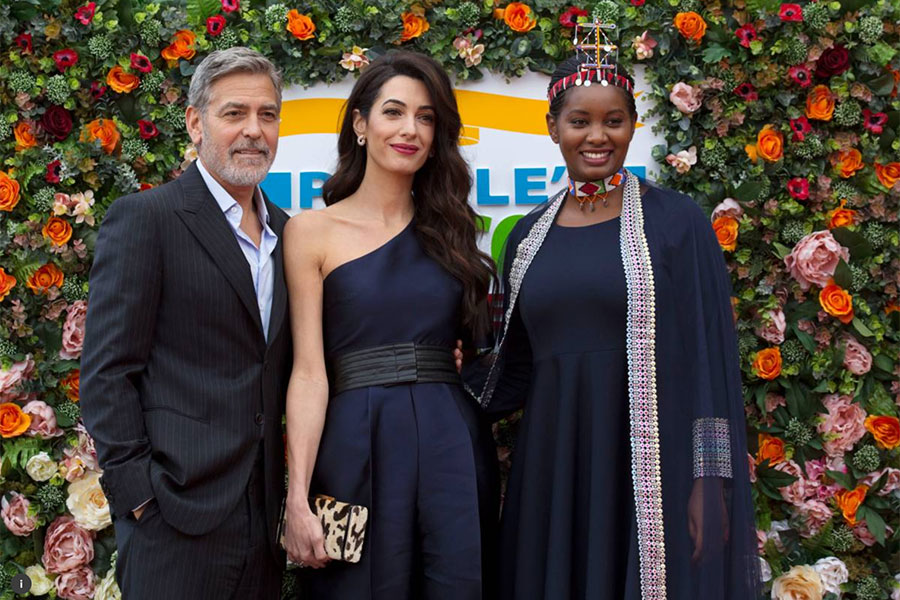 George and Amal Clooney on Justice Mission For Women and Gay People