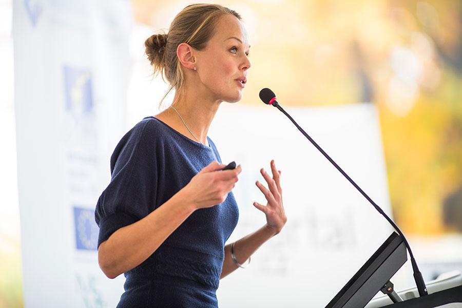 The Secret to a Great Speech? Breathe