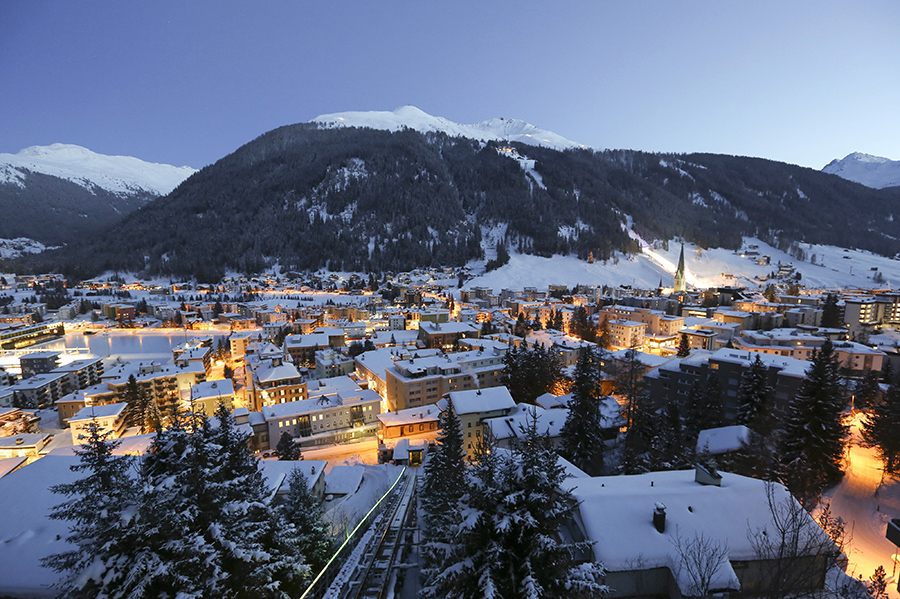Climate Leadership in Davos:  What It Is, and How To Get It Done