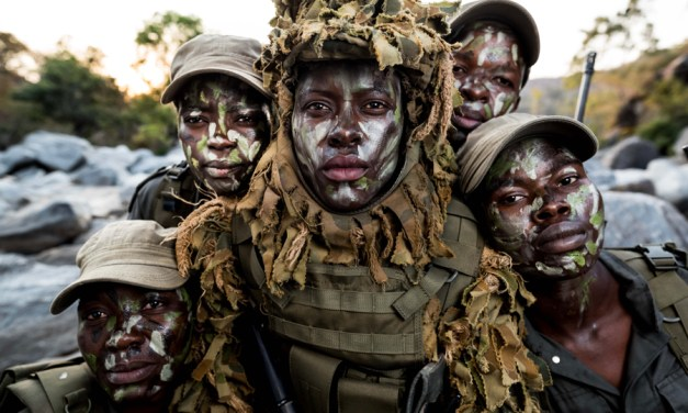 The Akashinga: Zimbabwe's Female Anti-Poaching Team