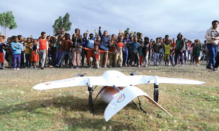 Africa takes Flight With Life-saving drones