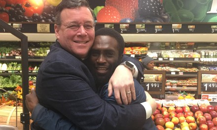 Feeding the Soul: The Grocer Tackling Philadelphia's Food Deserts