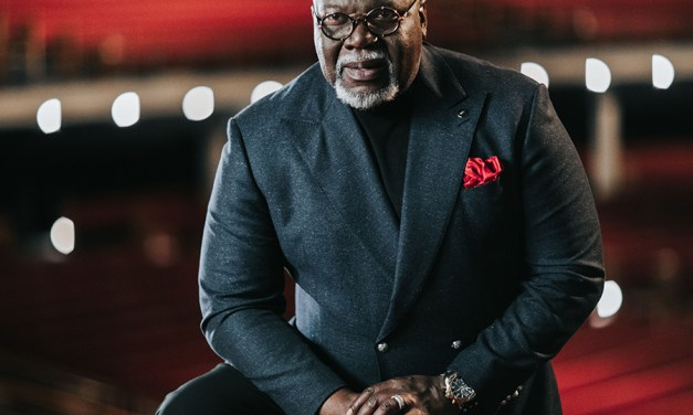 Leaders of Hope: Bishop T.D. Jakes