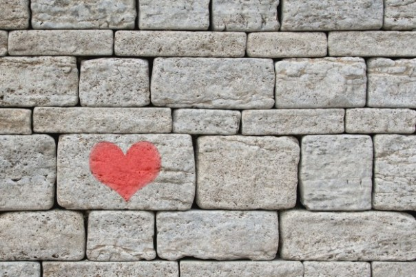 Bricks-Stone-Wall-with-Red-Love-Heart-625x417