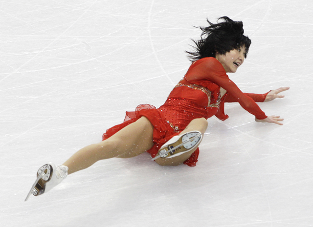 Vancouver Olympics Figure Skating