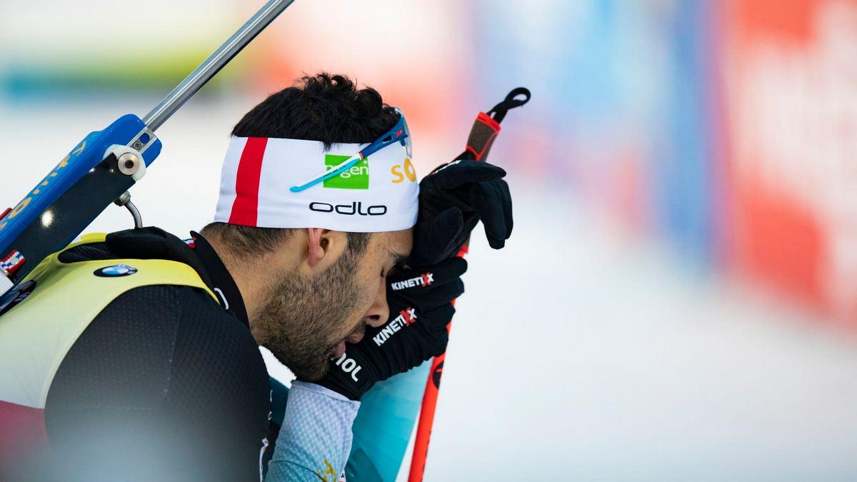 Биатлон. Фуркад одержал победу  последнюю гонку вкарьере, Логинов— 7-мой