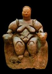 fertility goddes ohair