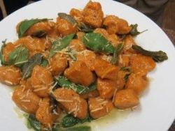 Gluten Free Wholly Guacamole Sweet Potato Gnocchi with Sage Brown Butter Sauce Recipe