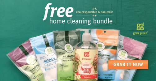 Free Grab Green Home Cleaning Bundle