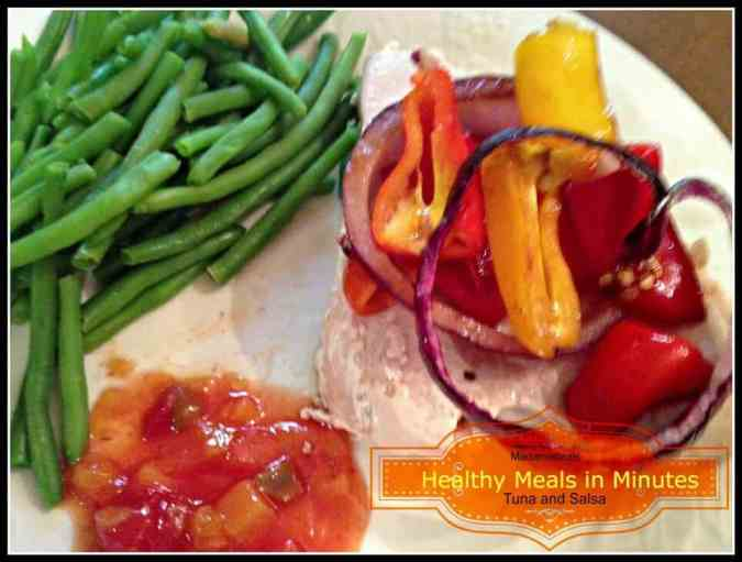 Healthy Meals in Minutes