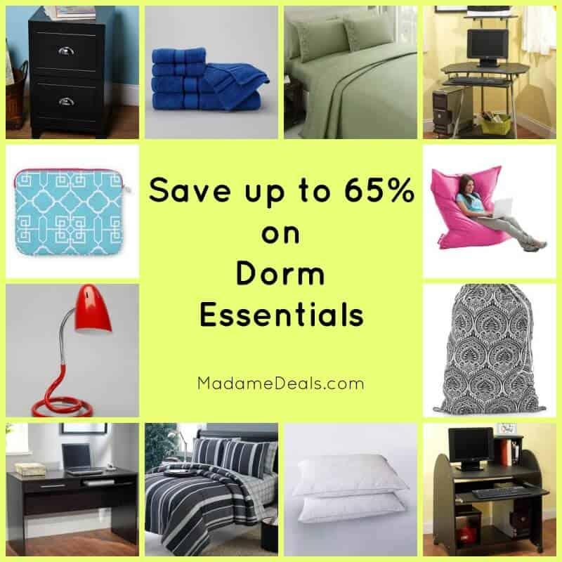 Dorm essentials 13