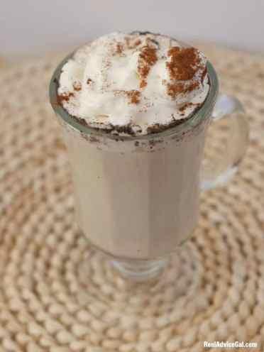 latte recipe