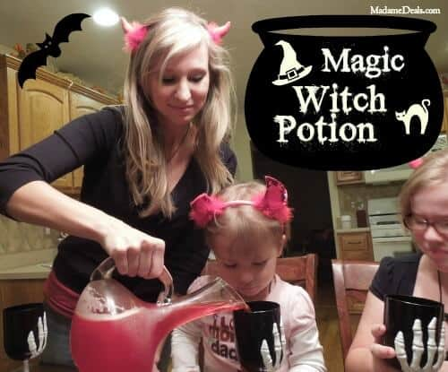 Magic Witch Potion