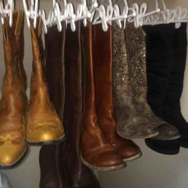 Shoe Organization Ideas