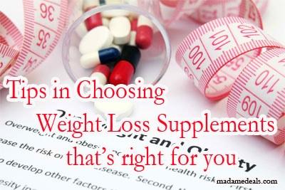 Diet Supplements Weight Loss