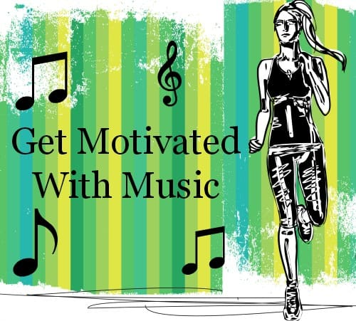 Get motivated with music 1