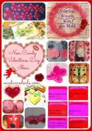Non Candy Valentines Day Creative Ideas