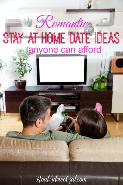 stay at home dates