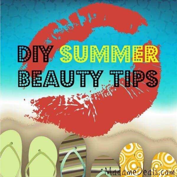 DIY-Summer-Beauty-Tips